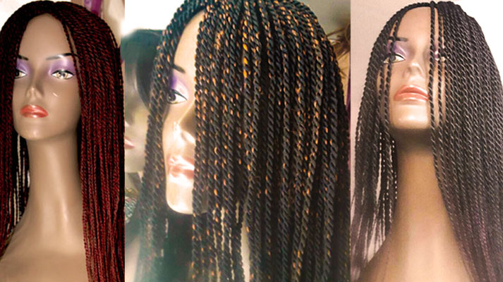 perruques tresses africaines